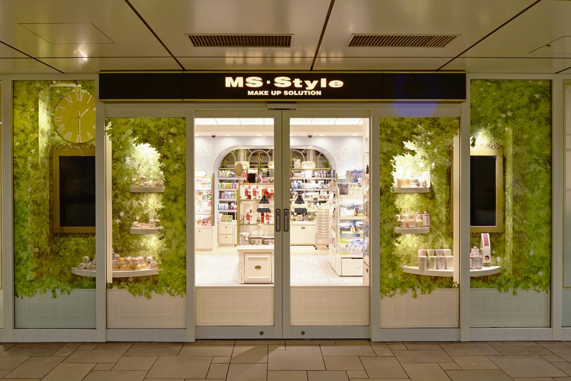 MS・Style Echika 表参道店店舗写真