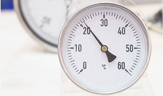 毎日10分ごとに行う温度管理